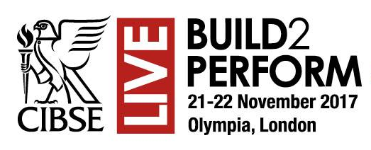 Monodraught CPD session live at CIBSE Build2Perform conference.
